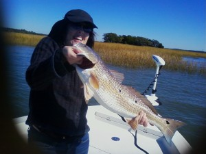Teresa's redfish