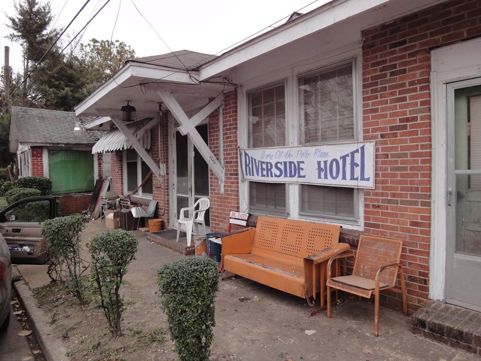 Riverside Hotel (Clarksdale, Mississippi) - Robert Nighthawk