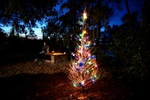 Spirit (of Christmas) tree