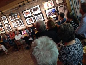 Inaugural Other Mother Soiree in Beaufort