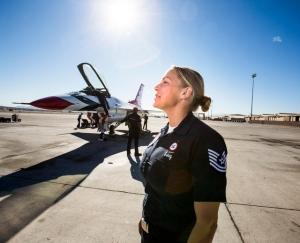 Tech. Sgt. Amanda Geray