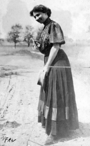 Fanny Miller - photograph courtesy of the Beaufort County Library Special District Collection