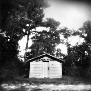 Eddings Point Praise House, St. Helena Island SC -- photograph by Gary Geboy