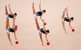 rhythmic gymnastics choreography